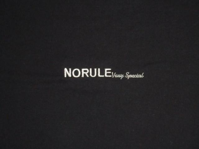 NORULE Perverse LTee Black3