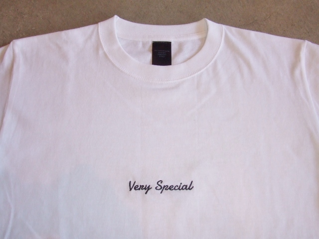NORULE VerySpecial SS Tee whte1