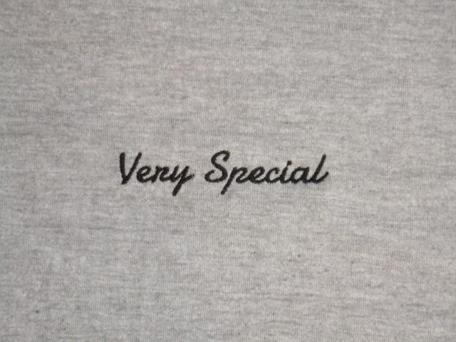 NORULE VerySpecial SS Tee Gray2
