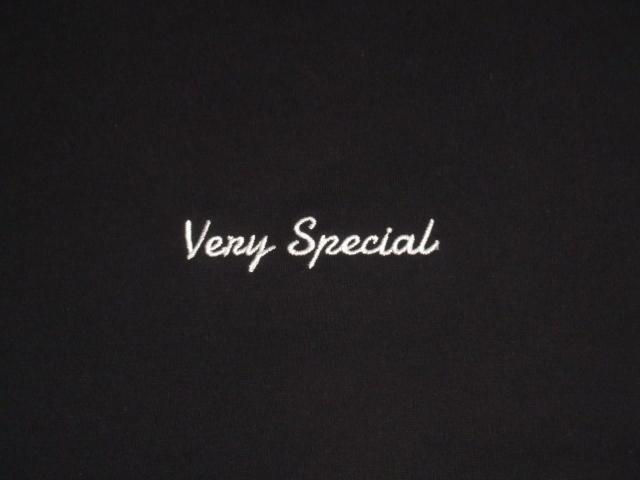 NORULE VerySpecial SS Tee Black2