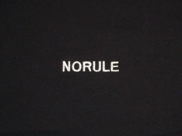 NORULE VerySpecial SS Tee Black4