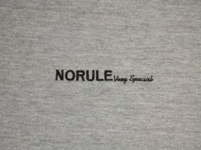 NORULE Perverse SS T Gray4