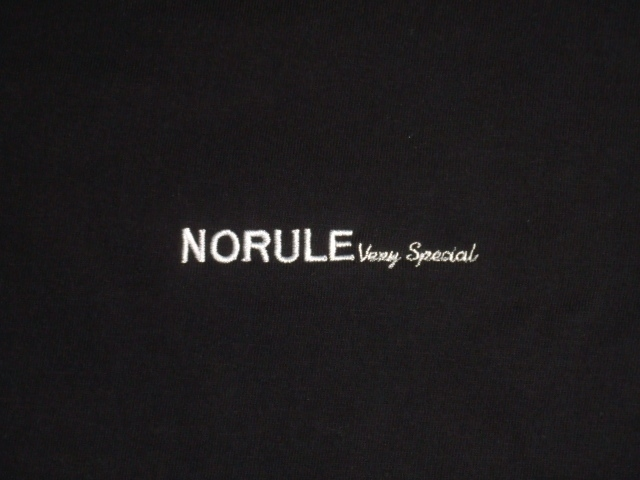 NORULE Perverse SS T Black4