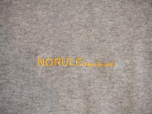 NORULE NORULEVerySpecial Gray2