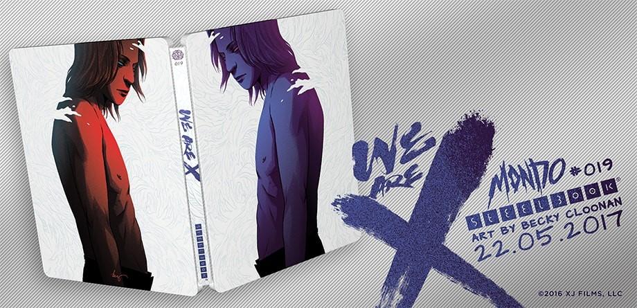 Mondo x SteelBook® #019: We Are X スチールブック