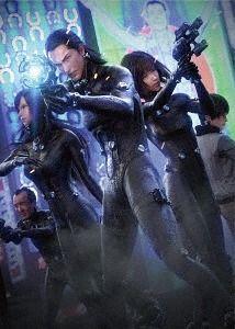 GANTZ:O 日本盤 Blu-ray 通常版