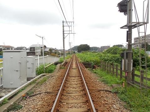 横浜高速鉄道こどもの国線の長津田4号踏切@横浜市青葉区g