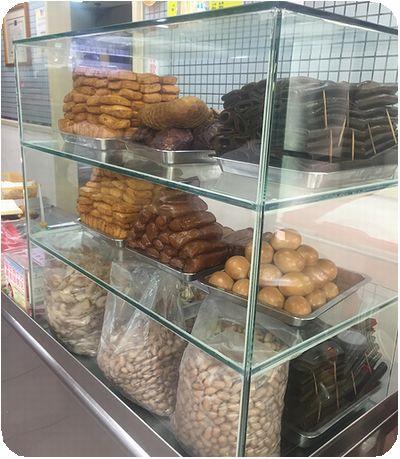 小林麺食店トッピング