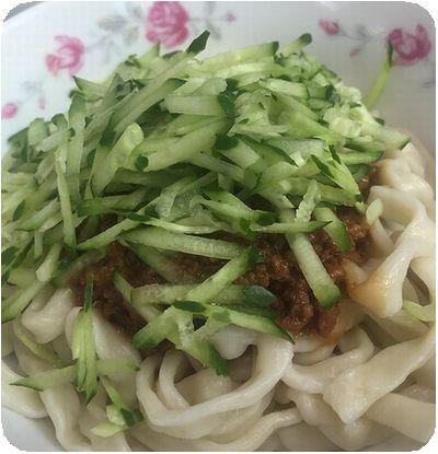 小林麺食店麺