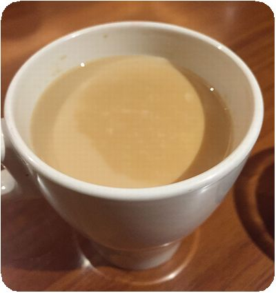 泰美泰國原始料理ミルクティー