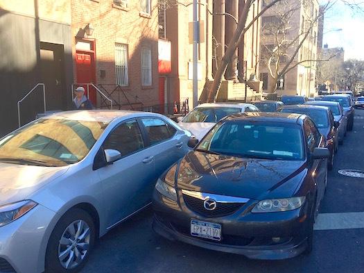 Double Parking