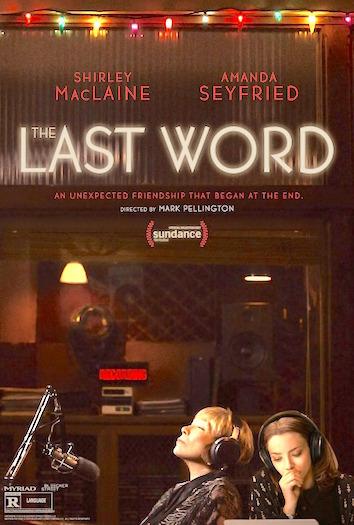 Last Word Poster