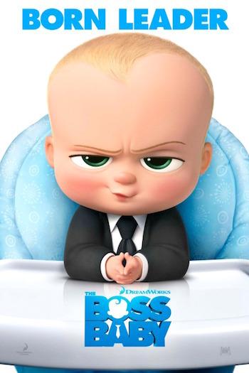 Baby Boss Poster