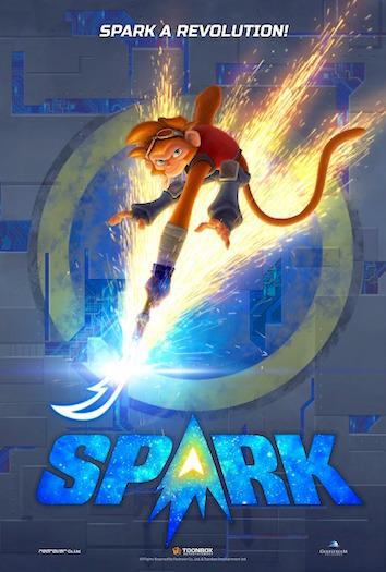 Spark Poster