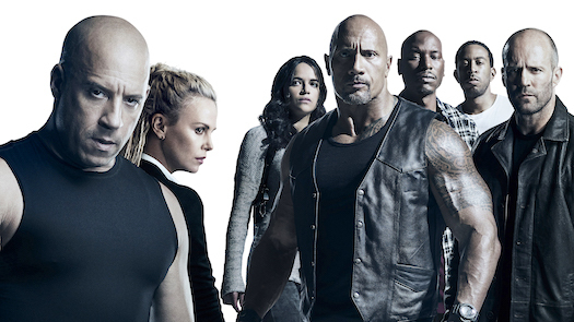 Fate of Furious 1