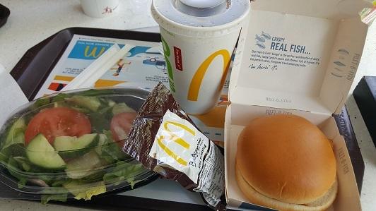 ニュージーランドのマクドナルド02