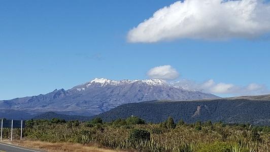 ニュージーランド トンガリロ国立公園01