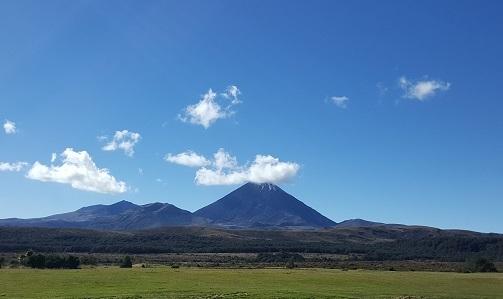 ニュージーランド トンガリロ国立公園02