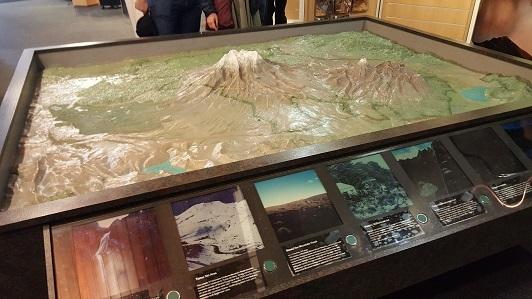 ニュージーランド トンガリロ国立公園ビジターセンター04