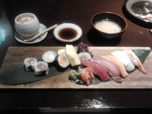 ニュージーランド・オークランドの日本食レストラン「祇園」02