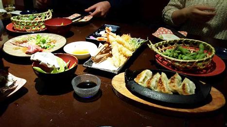 ニュージーランド・オークランドの日本食レストラン「祇園」04