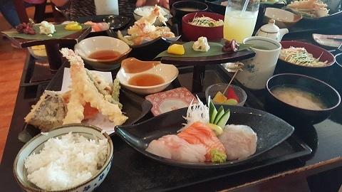 ニュージーランド・オークランドの日本食レストラン「祇園」07