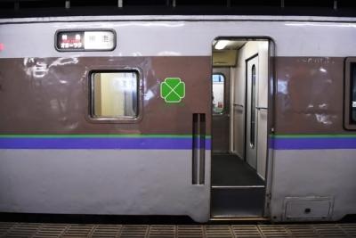 特急オホーツクグリーン車キロハ182-4
