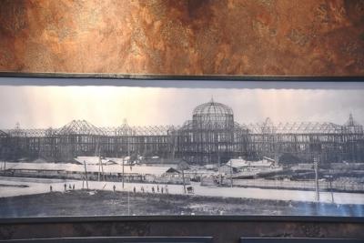 貴重な東京駅建設当時の写真