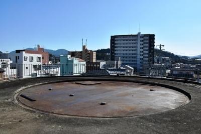 ブラタモリ宇治山田駅と転車台