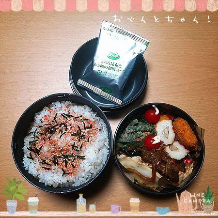 ★2月23日(木)すき焼き風煮弁当