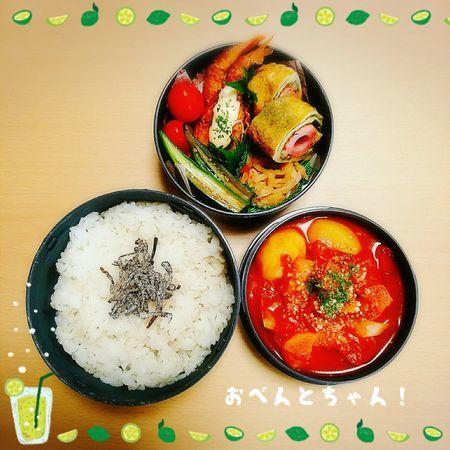 ★5月2日(火)エビフライ弁当