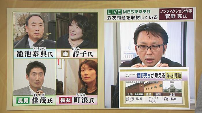 籠池サイドについたジャーナリスト菅野完に、カンパ金着服や性暴行の過去があるらしいぞ!