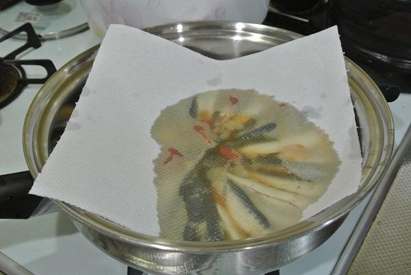 いわし酢煮7