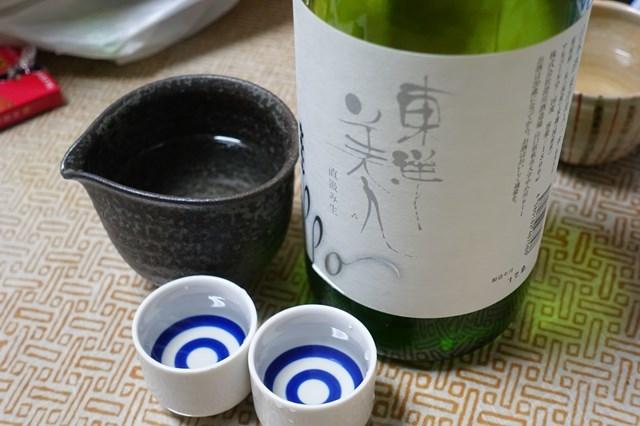 鳳凰美田 純米直汲み本生酒 槽垂れ (5)