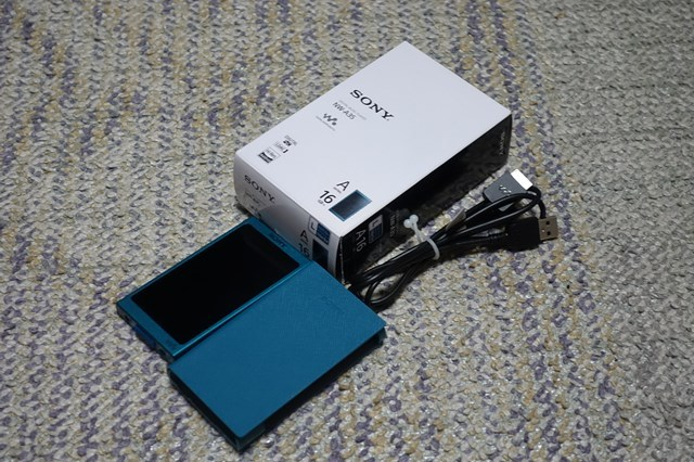 1 SONY NW-A35 (1)