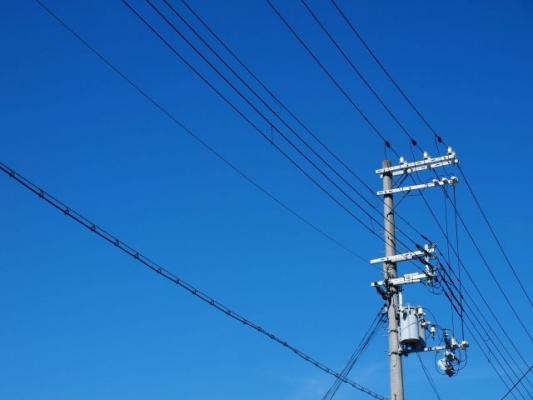 Utility pole78687