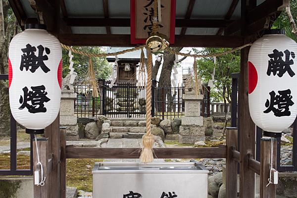 上飯田六所宮天満宮