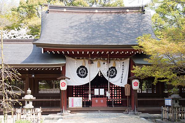 富部神社祭文殿