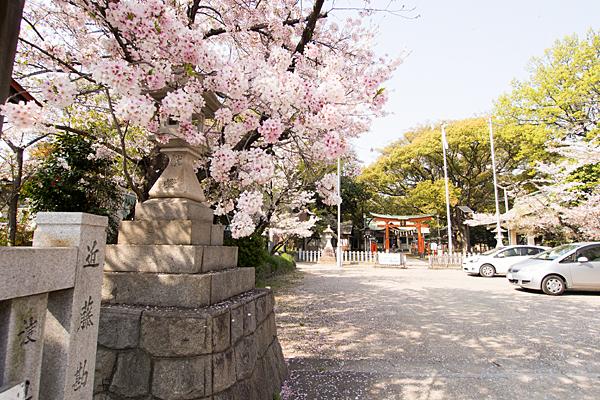 鳴海八幡宮