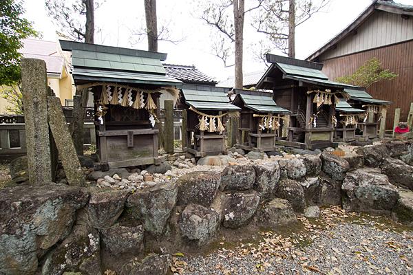 大乃伎神社境内社