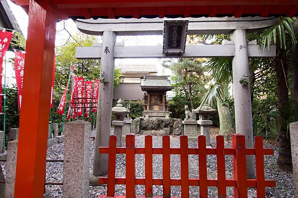 紀左衛門神社稲荷社