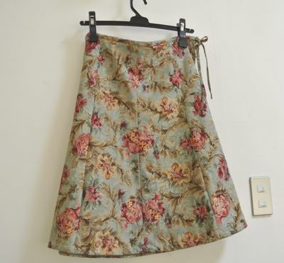 YUWAのスカート