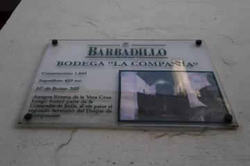 2759 Bodega Barbadillo