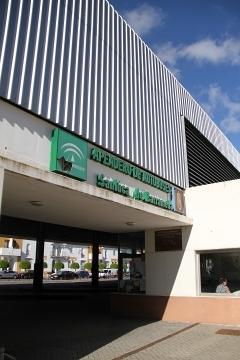 3095 Estacion de autobuses de Sanlucar