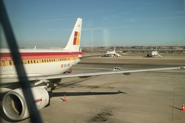 3483 Aeropueruto Barajas-M