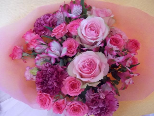 あいちゃん色のお花