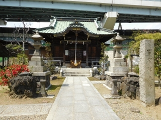 隅田川神社
