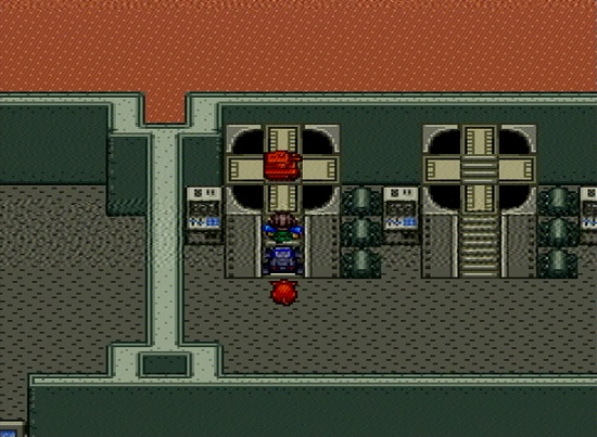 SFC スーパーファミコン名作 メタルマックス2 スカンクス プレイ日記