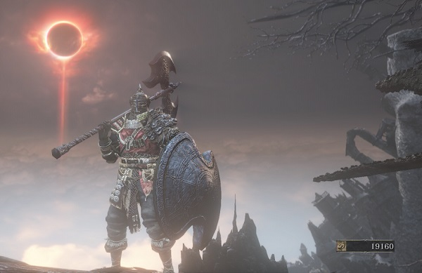 PS4 ダークソウル3 DARKSOULSⅢ DLC 第2弾 プレイ日記 デーモンの王子