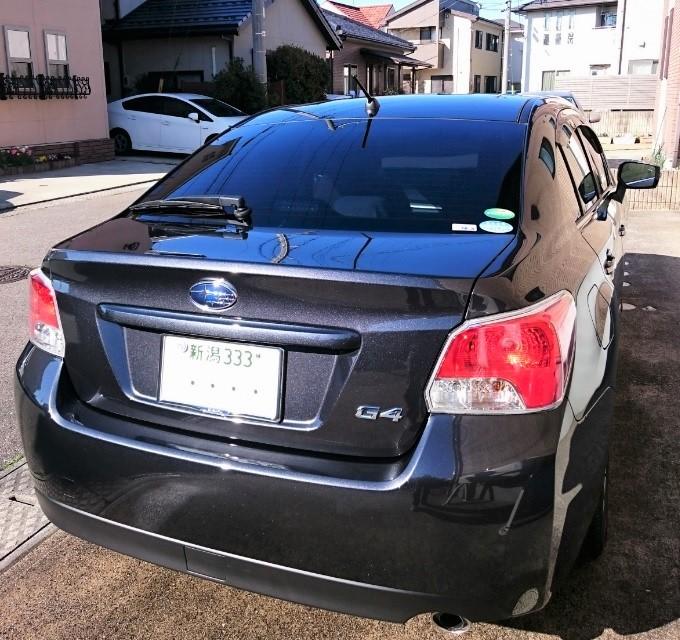 170423洗車